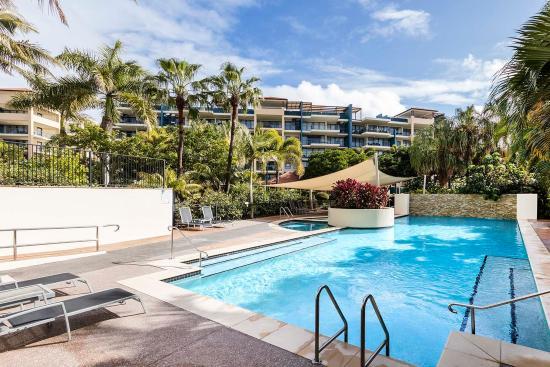 Alexandra Headland, أستراليا: Seaforth Pool Spa
