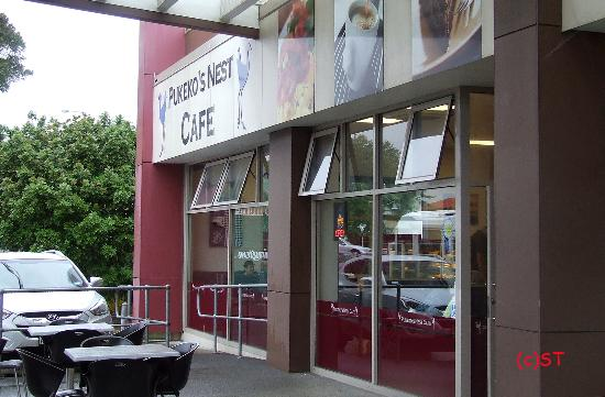 Pukeko's Nest Cafe