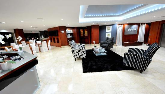 Hodelpa Gran Almirante Hotel & Casino: IMPERIAL CLUB LEVEL
