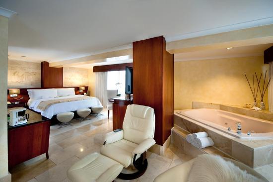Hodelpa Gran Almirante Hotel & Casino: Junior Suite Presidencial