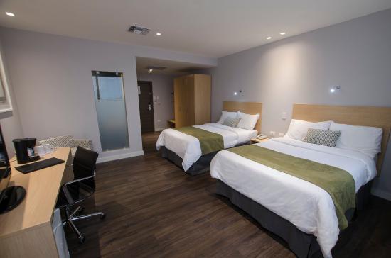 Twin Guestoom at Unipark Hotel