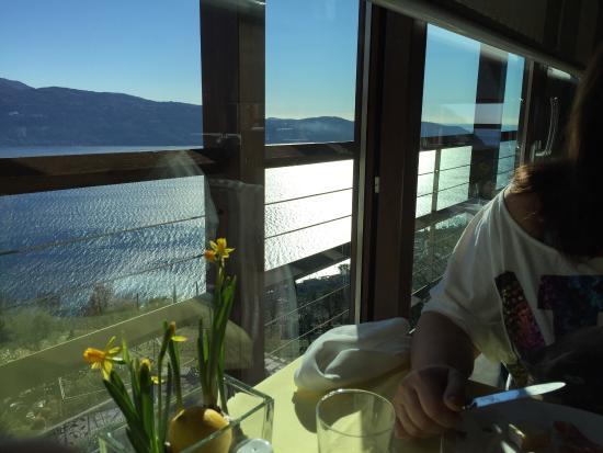 Lefay Resort & Spa Lago di Garda: Prima colazione