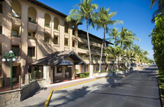 Villa del Palmar Beach Resort & Spa: Hotel