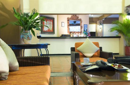 Villa del Palmar Beach Resort & Spa: Lobby