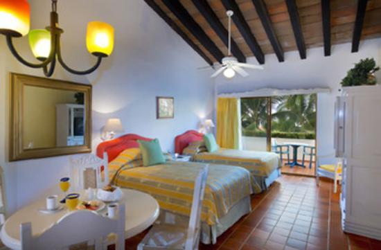 Villa del Palmar Beach Resort & Spa: Double Deluxe