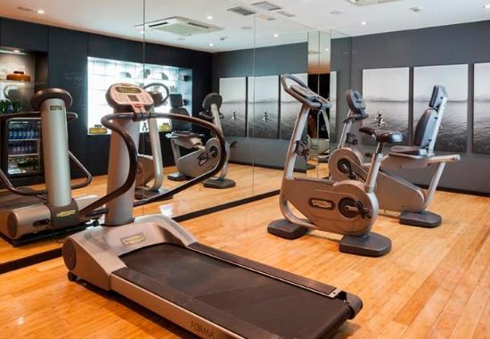 Zizur Mayor, Hiszpania: Fitness Centre
