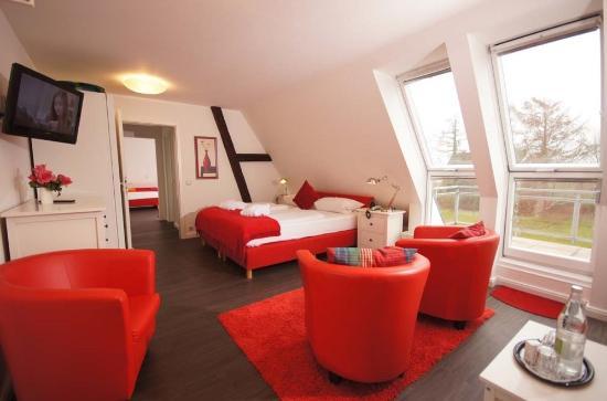 Hotel Hof Krähenberg: Hotelappartement (4-5 Pers.)