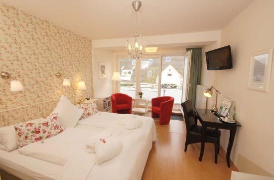 Hotel Hof Krähenberg: Doppelzimmer Typ A