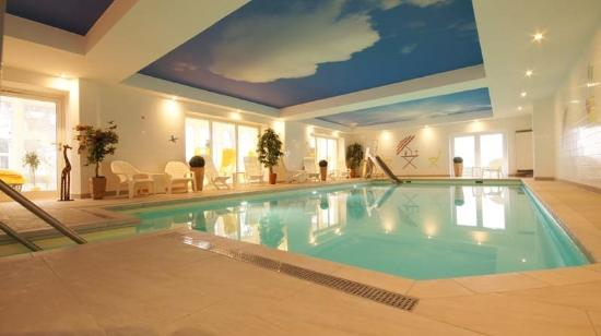 Hotel Hof Krähenberg: Schwimmbad