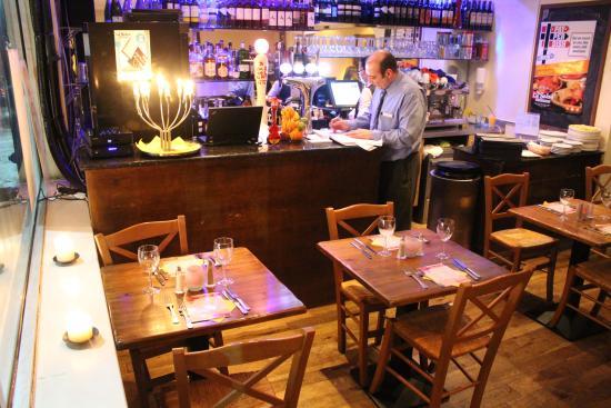 Darwen, UK: Downstairs Bar