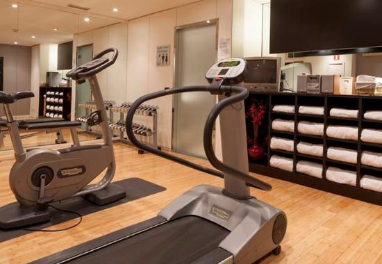 San Sebastian de los Reyes, Espagne : Fitness Centre