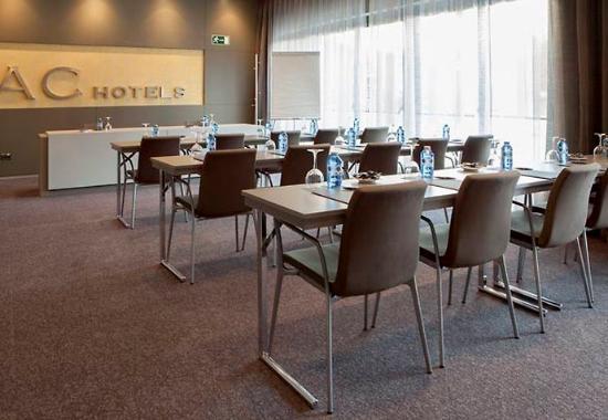 San Sebastian de los Reyes, Espagne : Forum B Meeting Room – Classroom Setup