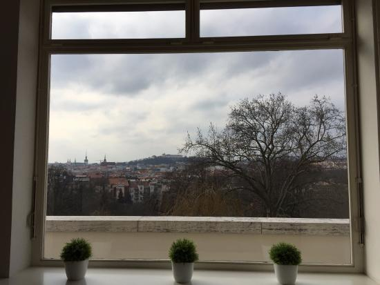 Brno, República Checa: view from one of the windows but believe me there even more beautiful views!