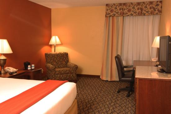 Miami Springs, FL: Holiday Inn Express Miami Airport King Superior Room