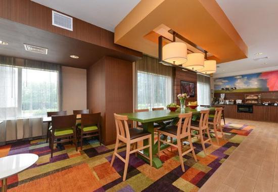Smyrna, TN: Breakfast Dining Area