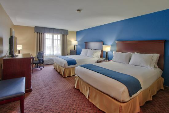 Holiday Inn Express Houston-Downtown Convention Center: Guest Room