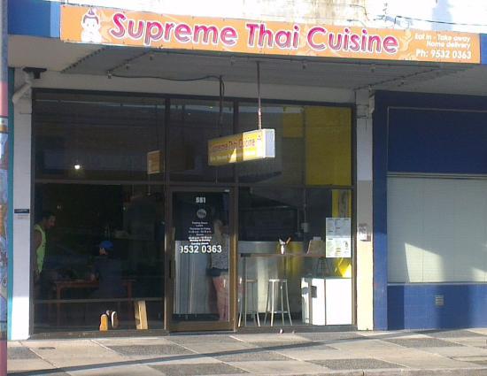 Best Thai Restaurants Bayside Melbourne
