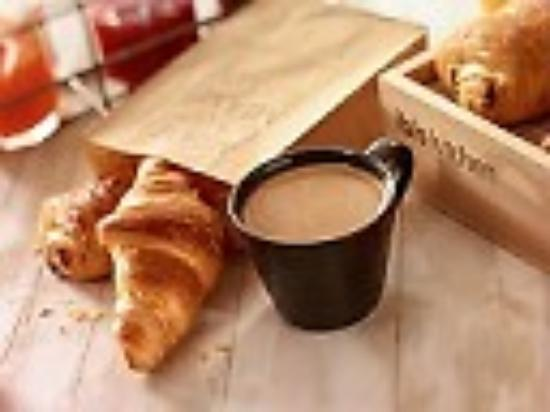 Ibis Biarritz Anglet Aeroport : Petit-déjeuner