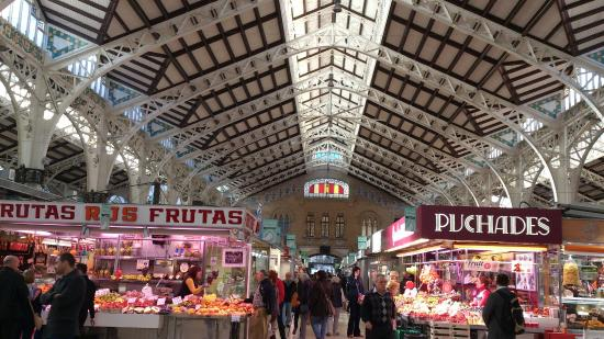 Mercado Central - Picture of Central Market (Mercado Central), Valencia - Tri...