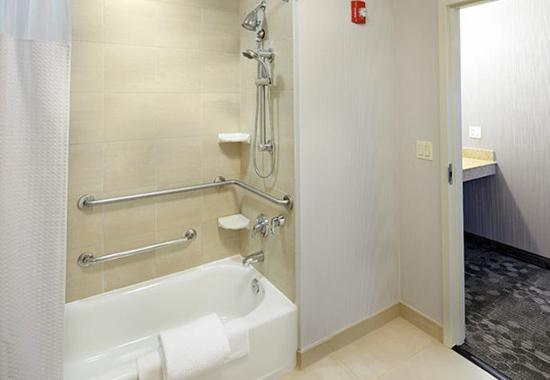 Greensburg, PA: Accessible Bathroom - Bathtub