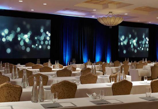 White Plains, Νέα Υόρκη: Grand Ballroom- Classroom Set Up