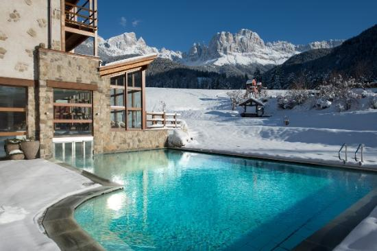 Cyprianerhof Dolomit Resort: Cyprianerhof Winter