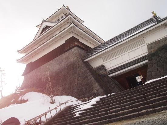 Kaminoyama, Giappone: お城
