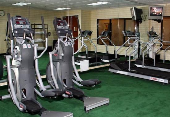 Vallejo, Kalifornien: Fitness Room