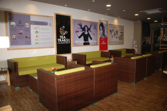 tea trails lounge road no 1 banjara hills hyderabad picture of rh tripadvisor in