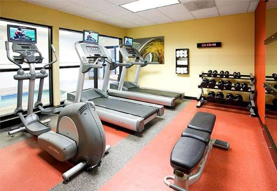 Novato, CA: Fitness Center