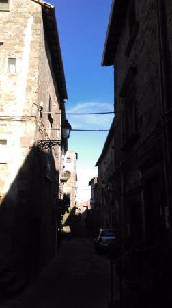 Vitorchiano, Italia: Uno dei vicoletti caratteristici
