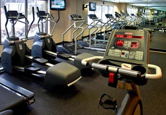 Nashua, NH: Fitness Center