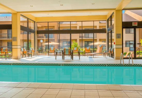 Deerfield, Ιλινόις: Indoor Pool
