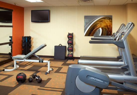 Deerfield, Ιλινόις: Fitness Center