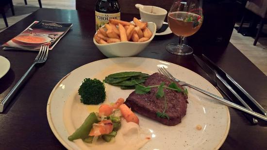 Overpelt, Belgique : Restaurant