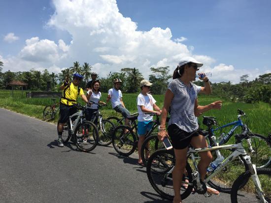Samplangan, إندونيسيا: Bali Best Bike Tour