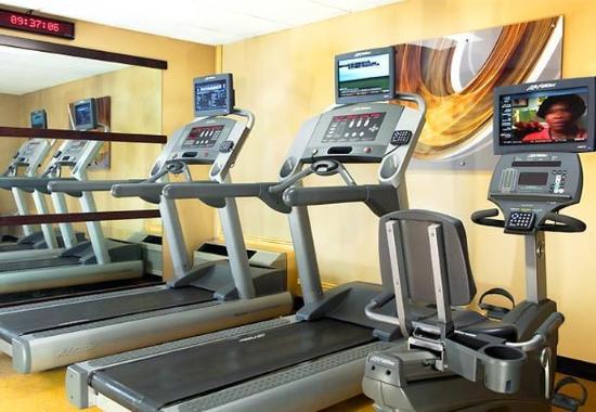 Rye, NY: Fitness Center