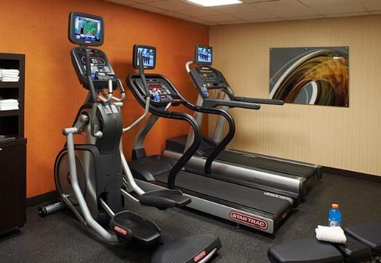 Auburn Hills, MI: Fitness Center