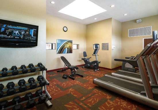 Courtyard by Marriott Melbourne West: Fitness Center