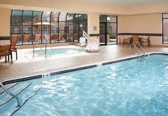 Arlington Heights, Ιλινόις: Indoor Pool & Whirlpool