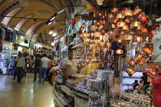 DoubleTree by Hilton Istanbul - Old Town: GRAND BAZAAR