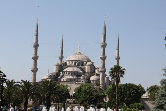 DoubleTree by Hilton Istanbul - Old Town: MOSQUE