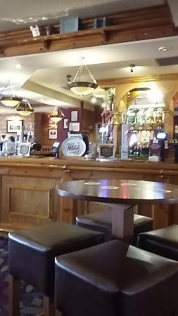 Paisley, UK: Bar Area