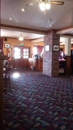 Paisley, UK: Reception and Entry Area