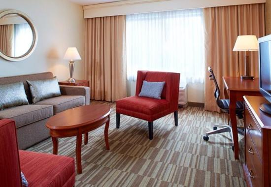 แองเกิลวูด, โคโลราโด: Suite Living Area