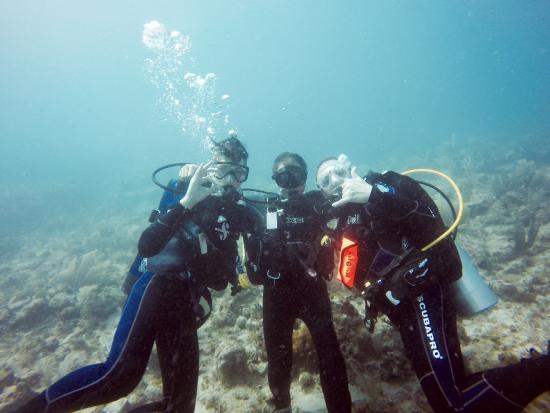"""Мариго, Сен-Мартен – Синт-Мартен: Épave du """"Caraib Ghost"""", 20m de profondeur à Saint Martin. Côté hollandais"""