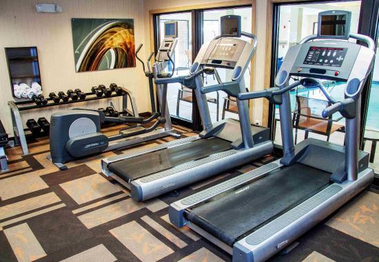 Rocky Mount, Βόρεια Καρολίνα: Fitness Center