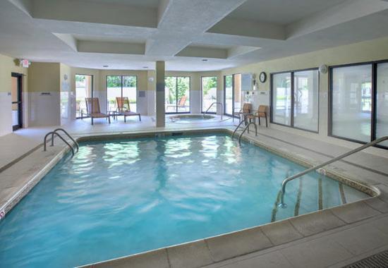 Parsippany, NJ: Indoor Pool