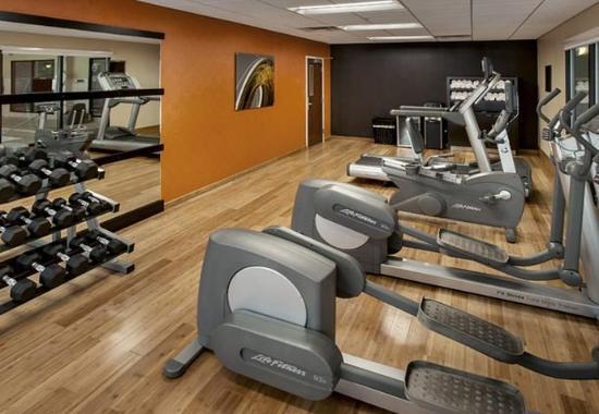 Parsippany, NJ: Fitness Center