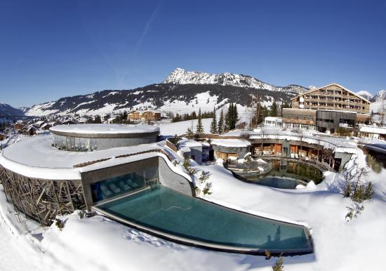 Hotel Jungbrunn - Das Alpine Lifestyle Hotel